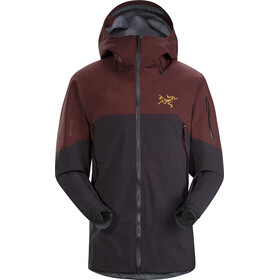 Arc'teryx Rush Jas Heren, black baccara